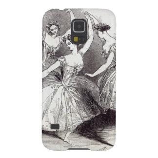 New Pas de Quatre, by Mdlles Galaxy S5 Cover