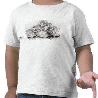 New Pas de Quatre, por Mdlles Camiseta