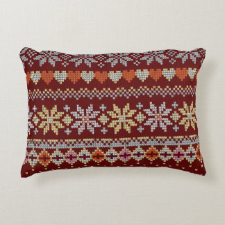 New Pattern Creation Accent Pillow