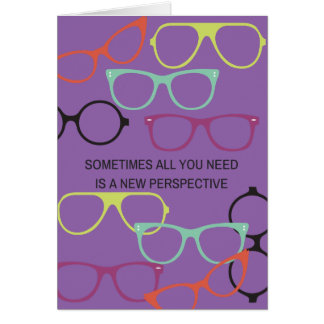 New Perspective Motivational Note Cards