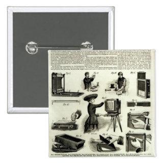 New photographic apparatus pins