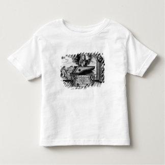 New Piano Practise, 1689 Toddler T-shirt