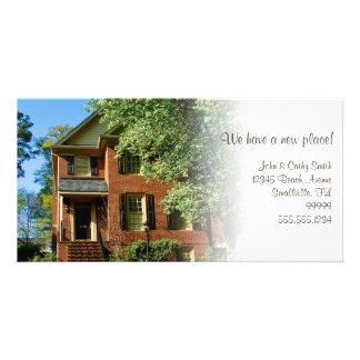 New place! Change of Address Custom Photo Cards