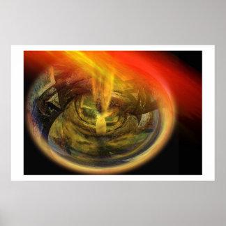 New Planet/PollutionFix Print