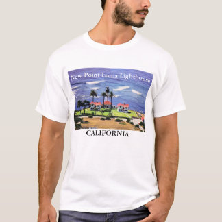 New Point Loma Lighthouse, California T-Shirt