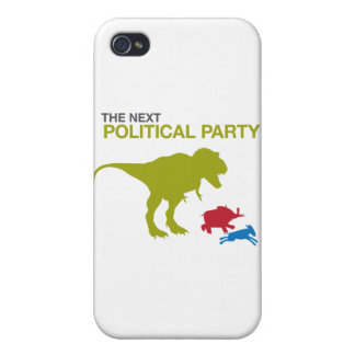New Political Party iPhone 4 Covers