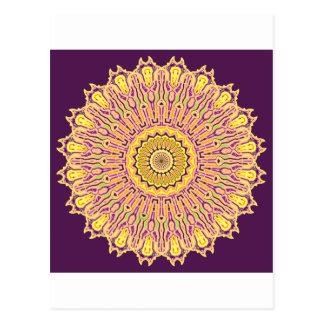 New Pop Art No. 21 Kaleidoscope Post Card