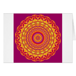 New Pop Art Priscilla Kaleidoscope Greeting Card