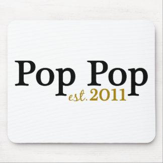 New Pop Pop est 2011 Mouse Pad
