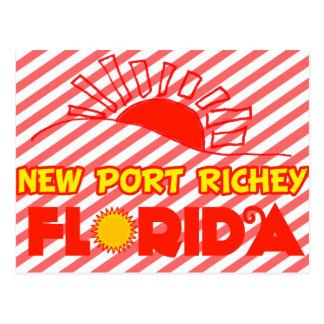 New Port Richey, Florida Postcard