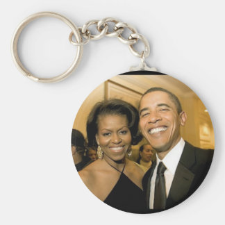 NEW Power Couple of the United States Keychain
