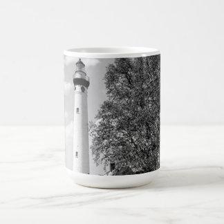 New Presque Isle Lighthouse Coffee Mug