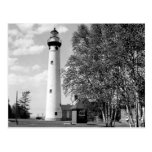 New Presque Isle Lighthouse Post Card