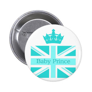 New Prince - a royal baby! 2 Inch Round Button