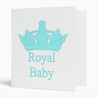 New Prince - A Royal Baby! 3 Ring Binder