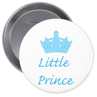 New Prince - a royal baby! 4 Inch Round Button