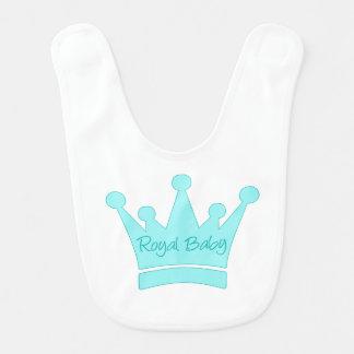 New Prince - a royal baby! Baby Bib