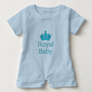 New Prince - a royal baby! Baby Romper