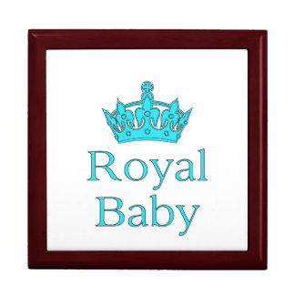 New Prince - a royal baby! Jewelry Box
