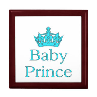 New Prince - a royal baby! Jewelry Boxes