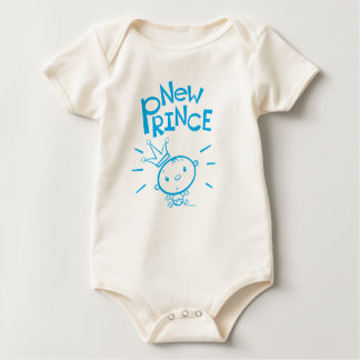 New Prince Baby boy t-shirt
