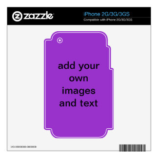 New Products Decal For The iPhone 3