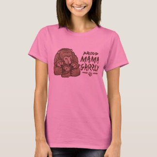 New Proud Mama Grizzly T-Shirt