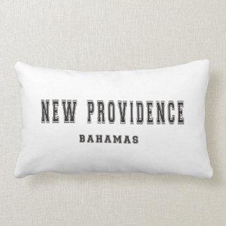 New Providence Bahamas Lumbar Pillow