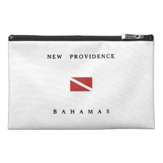 New Providence Bahamas Scuba Dive Flag Travel Accessory Bag