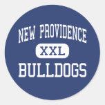 New Providence Bulldogs New Providence Sticker