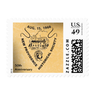 New Providence Historical Society Stamp