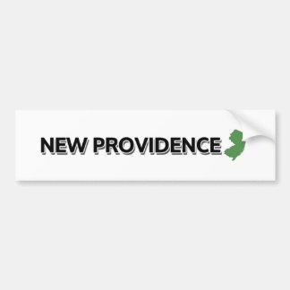 New Providence, New Jersey Bumper Sticker