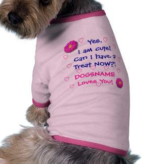 New Puppy gift, Dog Birthday T-shirt Dog Tee Shirt