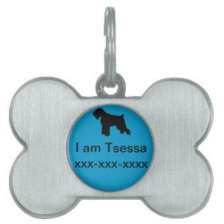 New Puppy Pet ID Tags