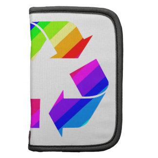 New Rainbow Recycle Organizers