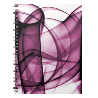 New Rainbow Waves Collection - Pink Wave Journal
