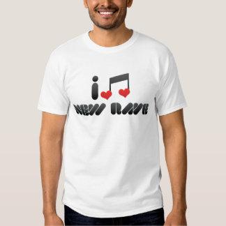 New Rave fan T Shirt