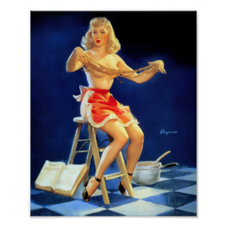 New Recipe Pin Up Posters