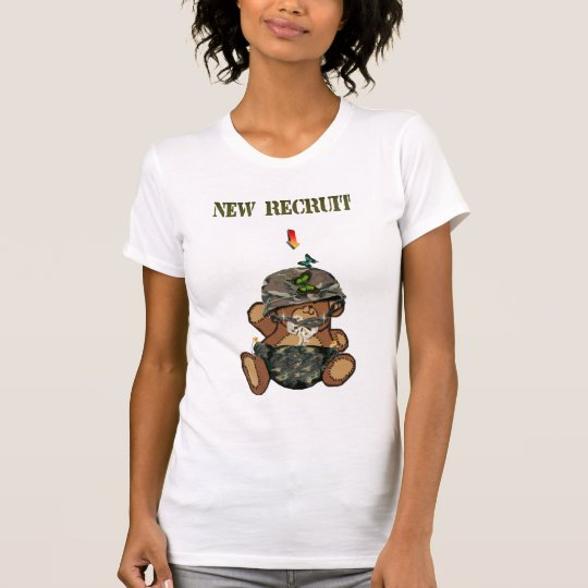 *New Recruit Baby T-Shirt