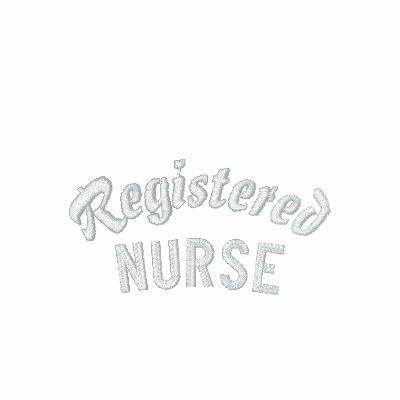 New Registered Nurse Women Polo