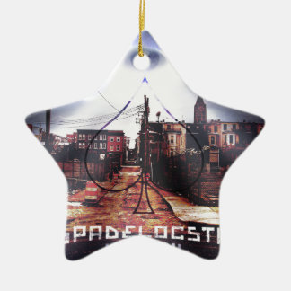 New Release I See You WorldWide Ceramic Ornament