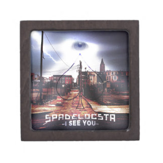New Release I See You WorldWide Keepsake Box
