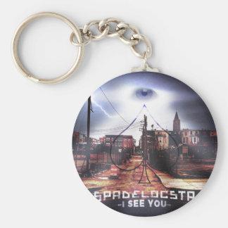 New Release I See You WorldWide Keychain