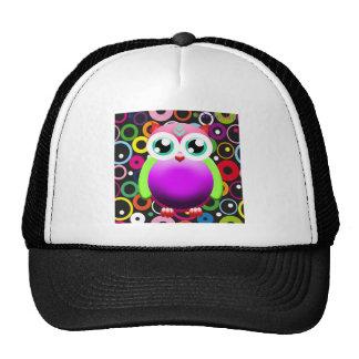 New-Retro Owl Hat