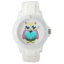 New Retro Owl Watch