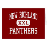 New Richland - Panthers - High - New Richland Cards