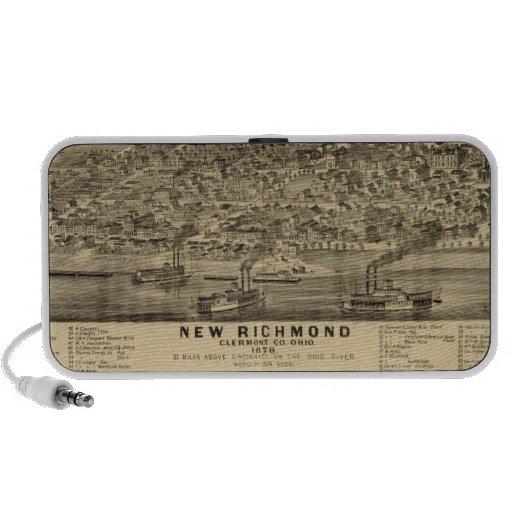 New Richmond, Ohio Mini Speaker