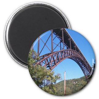 New River George Bridge Magnet