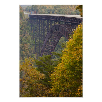 New River Gorge Bridge, New River Gorge Posters