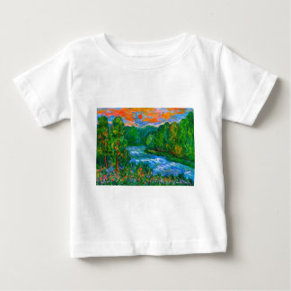 New River Rush Baby T-Shirt